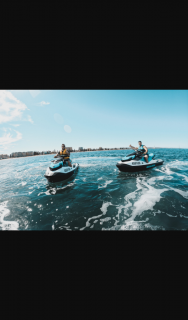 Adelady – Win an Epic 90 Minute Jetski Tour for Two People With Wild Rides