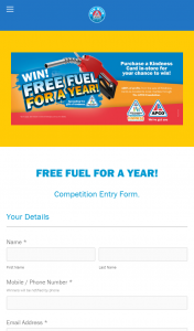 APCO SERVICE STATIONS – Win a Year's Worth of Fuel Or Monthly $100 (prize valued at $3,920)