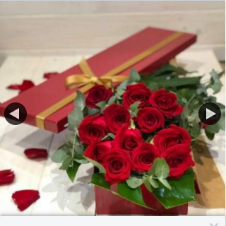 Australia Fair Metro – Win a Valentine's Day Rose Box Must Collect (prize valued at $179.95)