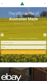 Australian Made – Win a $100 Gift Voucher