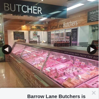 Barrow Lane Butchers – Win You and a Mate 1 X $50 Meat Vouchers Each to Spend In Store (prize valued at $100)