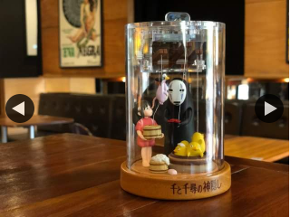 Cinema Nova – Win a Spirited Away Music Box