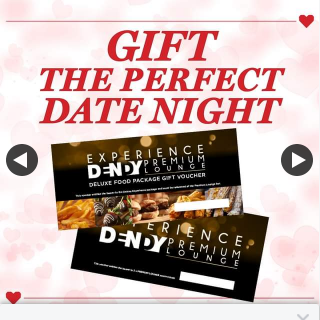 Coorparoo Square – Win a Valentine's Day Date Night (prize valued at $2)