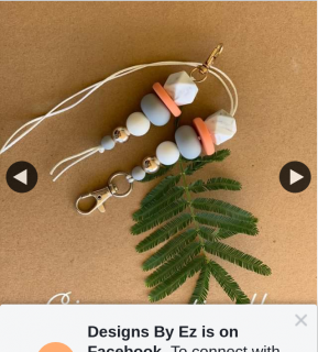 Designs By Ez – Win a Keychain and Lanyard of Your Choice