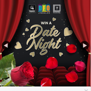 DFO Jindalee – Win Dinner at The Yiros Shop and Enjoy Long Story Short at Reading Cinemas Jindalee this Valentine's Day