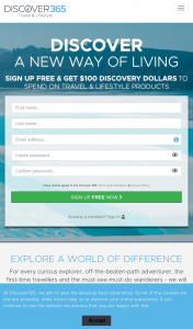Discover365 – Win The Gold Coast Holiday Package (prize valued at $3,480)