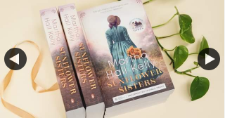Dymocks – Win One of Eight Proof Copies of Sunflower Sisters