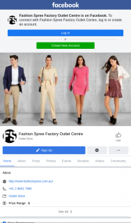 Fashion Spree – Win 1/4 Gift Cards Must Collect From The Grove Homemaker Centre (prize valued at $1)