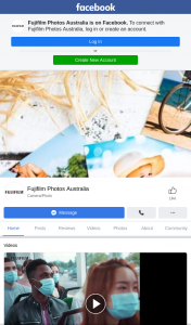 Fujifilm Australia – Win $250 Worth of Photo Prints