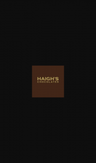 Haigh's Chocolates – Win One of Five Valentine's Day Hampers Filled With Delicious Milk & Dark Chocolate