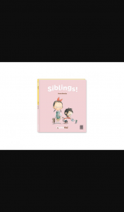 Kiddo Magazine – Win 1 of 3 Copies of Siblings (prize valued at $26)