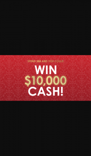 Market City Sydney – Win $10000 Simply Spend $88 Or More In Centre In a Single Day During The Promotional Period and Follow Three Easy Steps (prize valued at $10,000)