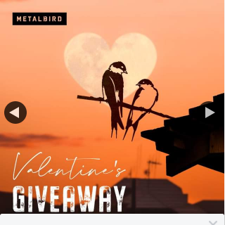 Metalbird Australia – Win a Free Pair of Swallows⁠⁠ (prize valued at $79)