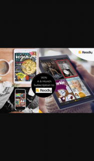 Mouths of Mums – Win 1 of 25 6-month Subscriptions to Reasy (prize valued at $89.94)