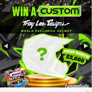 Pushys Online – Win a D4 Carbon Custom Painted Helmet (up to The Value of $2000aud) (prize valued at $2,000)
