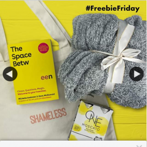 QBD Books – Win One of Five Cosy Book Packs Including The Space Between