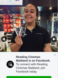 Reading Cinemas Maitland – Win a Wrong Turn Double Pass