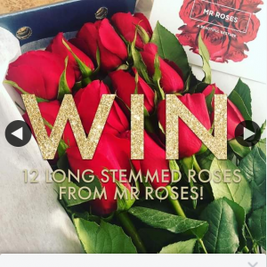 Rockmans Fashion – Win 12 Long Stemmed Roses