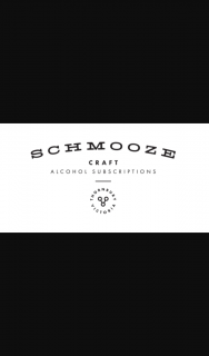Schmooze – Win this Month's Giveaway for Your Chance to Take Home a Free Month Subscription From The Schmooze Offering of Your Choice