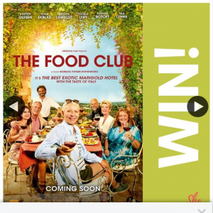 She Society – Win One of Five Double Passes to See The Food Club