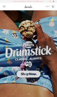 Skwosh x Drumstick – Win a 1 Year Supply of Drumstick Ice Cream (prize valued at $1,068)