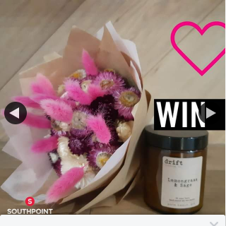 Southpoint Southbank – Win a Gift From Us for Valentine's Day