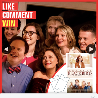 Stack Magazine – Win a Double Pass to See Blackbird (prize valued at $400)