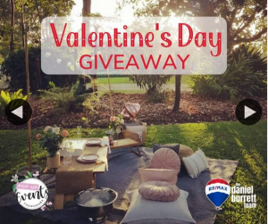 The Daniel Burrett Team – Win a Gorgeous Picnic for Two