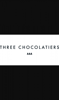 Three Chocolatiers – Made Like Mum's – The With All My Heart Gift Box and The Xoxo Gift Sack Shown Here