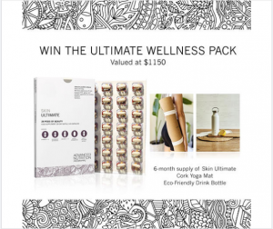 Advanced Nutrition Programme Australia – Win 1 of 2 Wellness prize packs valued at $1,150
