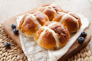 Basic Ingredients – Win 1 of 5 Hot Cross Buns kits