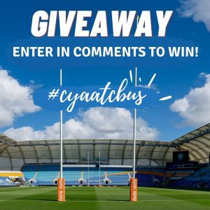 Cbus Super Stadium – Win 4 tickets to the first Titans home game of the season at Cbus Super Stadium on Friday, 19 March 2021