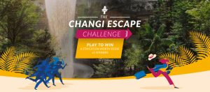 Changi Airport Singapore – Win 1 of 5 gift cards valued at $500 each