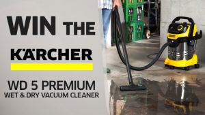 Channel Seven – Sunrise Family Newsletter – Win a Karcher WD 5 Premium Wet & Dry Vacuum Cleaner