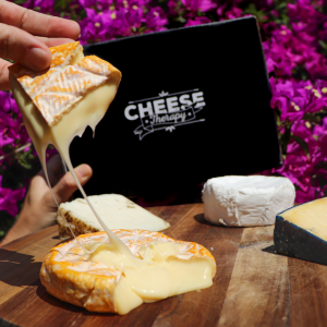 Cheese Therapy – Win 1 of 5 Cheese Therapy boxes