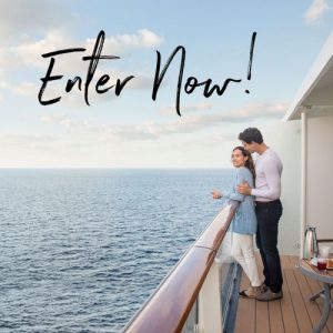Cruise Passenger – Win a cruise for 2 valued at $7,996