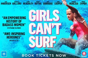 Dendy Direct – Girls Can't Surf – Win 1 of 3 vouchers to be used at Surf Getaways