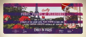 Explore France – Win a 2-night stay in Paris PLUS a $1,000 Christian Louboutin gift voucher
