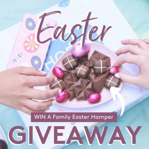 Hampers with Bite – Win a Easter Hamper