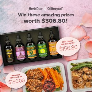 HerbiDoor – Win a prize pack valued at over $300