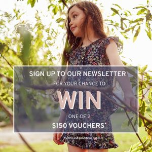 Little Noa.kids – Win 1 of 2 Little Noa vouchers valued at $150 each