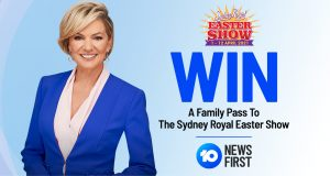 Network 10 – 10 News First Sydney – Win 1 of 50 Family passes to the Sydney Royal Easter Show