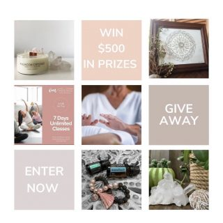 Nourish with Kirsty – Win a luxury self-care prize pack