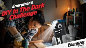 Nova 96.9 – DIY In The Dark Challenge – Win 1 of 4 opportunities to participate in the virtual Energizer DIY Challenge