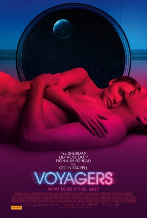 Pedestrian Group & Universal Pictures – Win 1 of 100 double passes to an advance screening in your capital city of Voyagers (NSW, QLD, VIC, WA only)