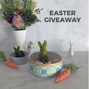 Pet Federation – Win 1 of 2 pet bowls for Easter