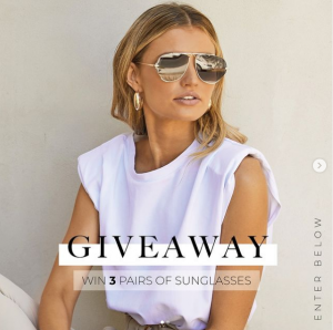 Pilgrim Clothing – Win 3 pairs of sunnies of your choice