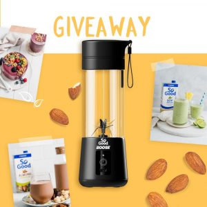 So Good – Win 1 of 100 Boose Pro Blenders