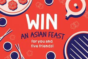 South Melbourne Market – Win an Asian feast for you and 5 friends