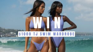 TJ Swim – Win a $1,000 voucher to spend on your swimwear